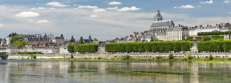 Biking through France's Loire Valley Part 3, Blois