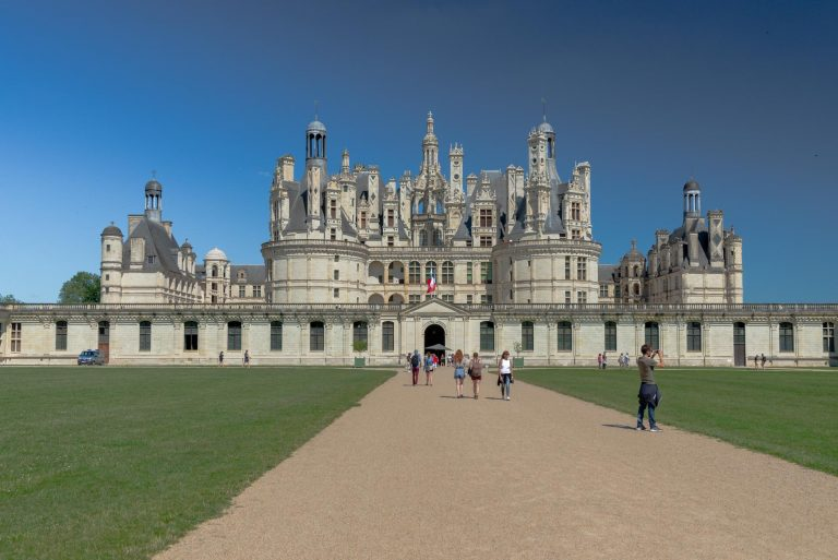 Biking through France's Loire Valley Part 2, Orléans and Chambord