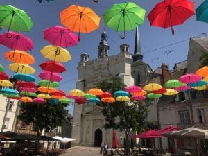 Biking Through France's Loire Valley Part 7, Saumur and the best mistake I ever made