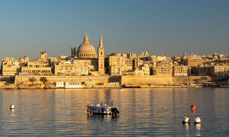 Our  Malta Vacation, A Journey in History.